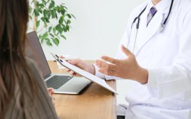 医療のデジタルサイネージの導入事例